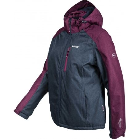 Dámská zimní lyžařská bunda - Hi-Tec LADY OREBRO - 2