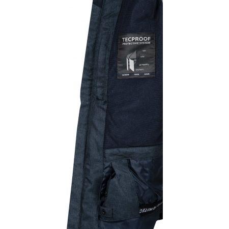 Дамско софтшел яке за ски - Hi-Tec LADY OREBRO - 5