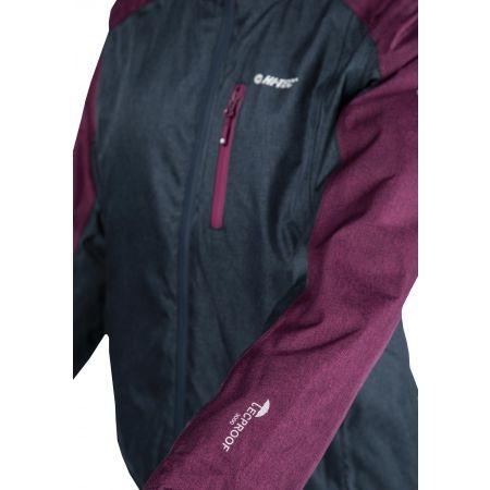 Dámská zimní lyžařská bunda - Hi-Tec LADY OREBRO - 6