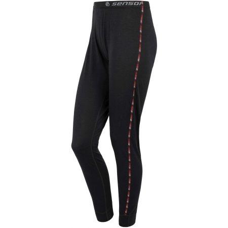 Pantaloni damă - Sensor MERINO AIR