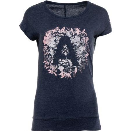 ALPINE PRO TUFFA 3 - Dámske tričko