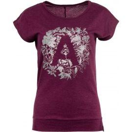 ALPINE PRO TUFFA 3 - Women's T-shirt