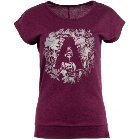 Women's T-shirt - ALPINE PRO TUFFA 3 - 4