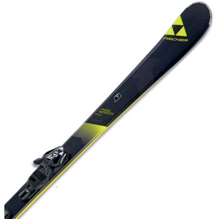 Downhill skis - Fischer PROGRESSOR F17 + RS10 PR - 1