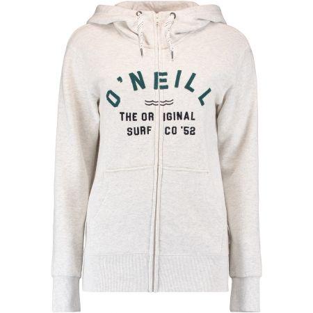 O'Neill LW EASY FANTASTIC FZ HOODIE - Dámská mikina