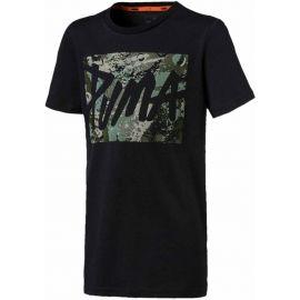 Puma STYLE GRAPHIC TEE B - Koszulka chłopięca