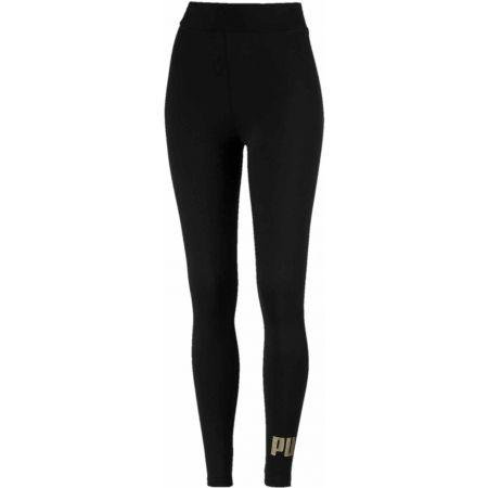 Women's tights - Puma ELEVATED ESS LOGO LEGGINGS