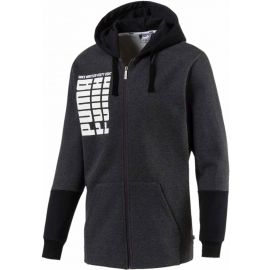 Puma REBEL UP FZ HOODY FL