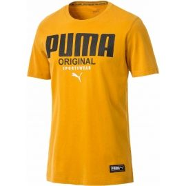 Puma ATHLETICS TEE