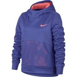 Nike NK THERMA HOODIE PO ENERGY - Hanorac sport pentru fete