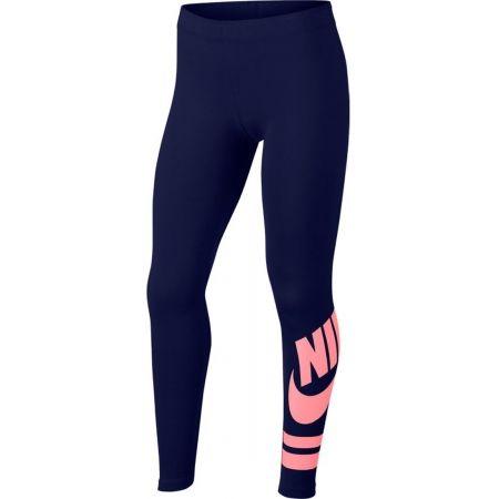 Dievčenské legíny - Nike NSW LGGNG FAVORITE GX3 - 1