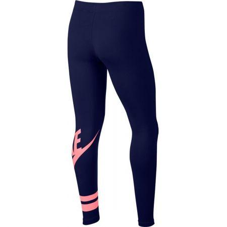 Dievčenské legíny - Nike NSW LGGNG FAVORITE GX3 - 2
