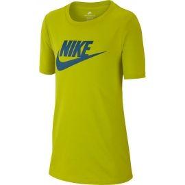 Nike CTN CREW FUT ICON TD TEE YTH - Chlapčenské tričko