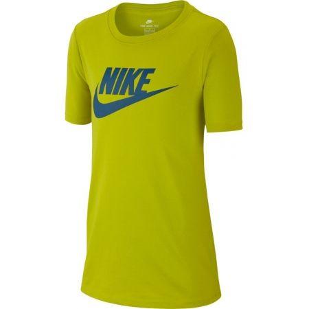 Chlapčenské tričko - Nike CTN CREW FUT ICON TD TEE YTH - 1