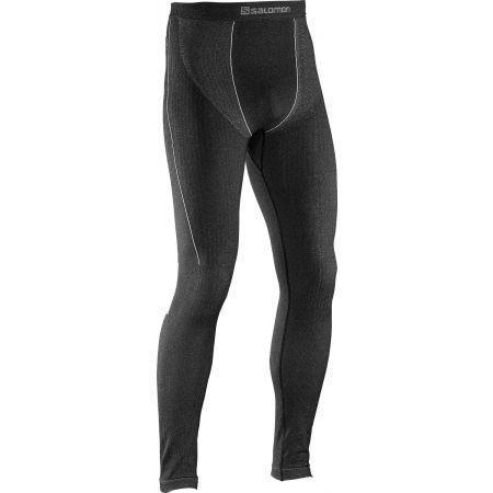 Men's pants - Salomon PRIMO WARM TIGHT M - 2