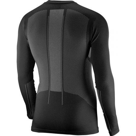 Pánske termo tričko - Salomon PRIMO WARM LS CN TEE M - 3