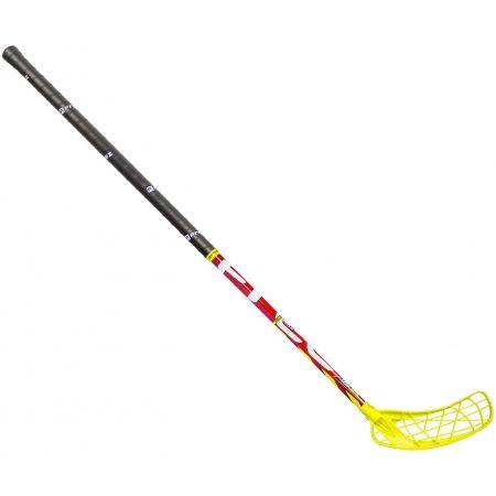 Florbalová hokejka - FREEZ FOX 35 ROUND SB
