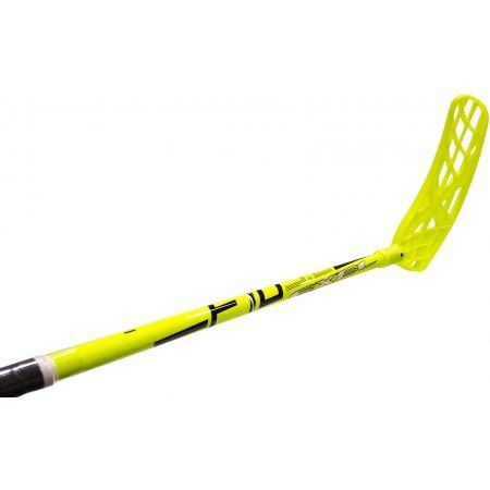 Crosă floorball - Exel F10 YELLOW 3.2 82 ROUND SB - 2