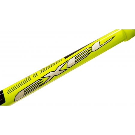 Crosă floorball - Exel F10 YELLOW 3.2 82 ROUND SB - 3