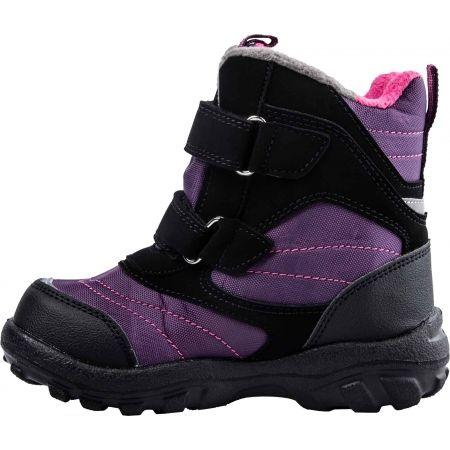 Detská zimná obuv - Crossroad CUDDI - 4