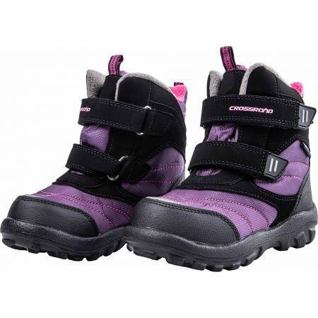 Detská zimná obuv - Crossroad CUDDI - 2