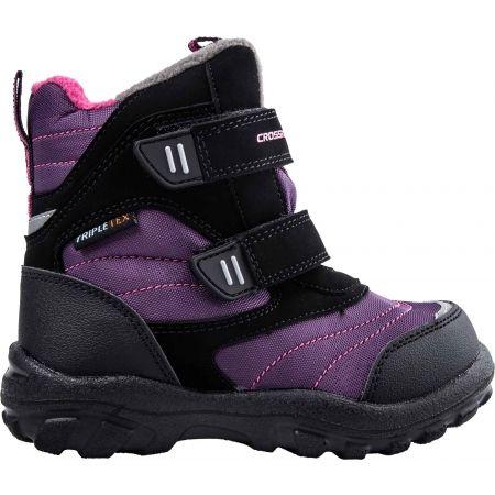 Detská zimná obuv - Crossroad CUDDI - 3