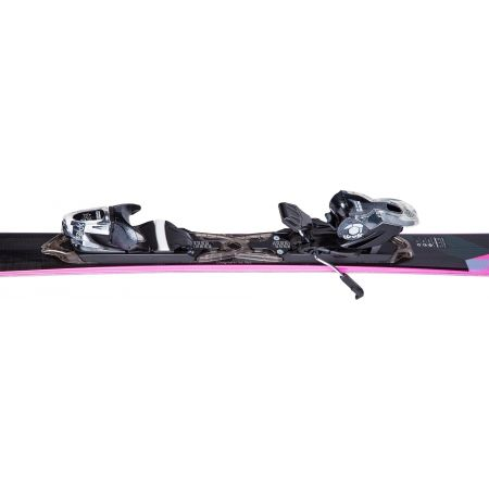 Dámske zjazdové lyže - Rossignol PASSION + XPRESS W 10 - 7