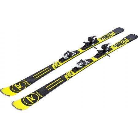 Zjazdové lyže - Rossignol PURSUIT 200S + XPRESS 10 - 3