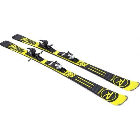 Zjazdové lyže - Rossignol PURSUIT 200S + XPRESS 10 - 4