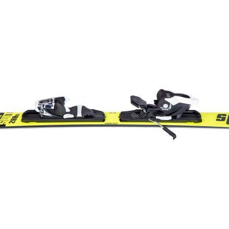 Zjazdové lyže - Rossignol PURSUIT 200S + XPRESS 10 - 5