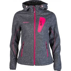 Husky BRUNY L - Women's softshell jacket