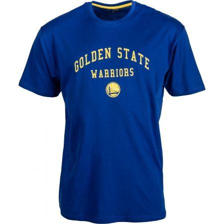 Pánske tričko - New Era NBA GOLDEN WARRIOR - 1