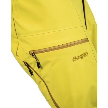 Pánské lyžařské kalhoty - Bergans HEMSEDAL HYBRID PNT - 5