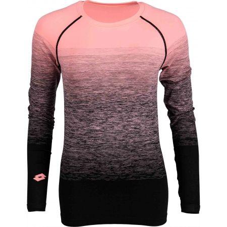 554590237be0 Dámske športové tričko - Lotto WELL-FIT TEE LS W - 1