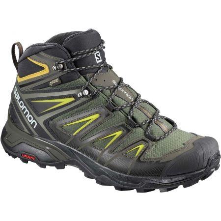 Salomon X ULTRA 3 MID GTX - Obuwie trekkingowe męskie