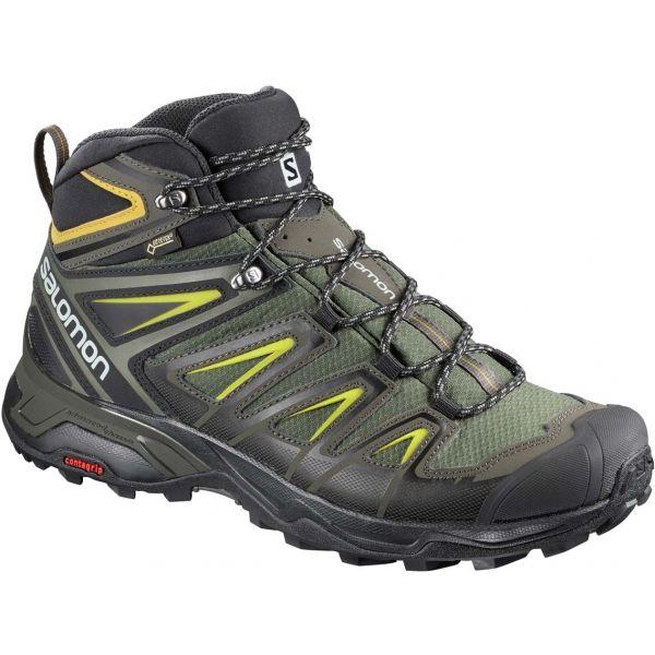 Salomon X ULTRA 3 MID GTX - Pánska hikingová obuv