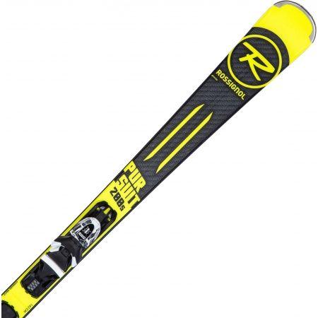 Zjazdové lyže - Rossignol PURSUIT 200S + XPRESS 10 - 1