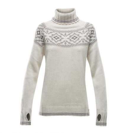 Pulover de damă - Devold ONA WOMAN ROUND SWEATER - 2