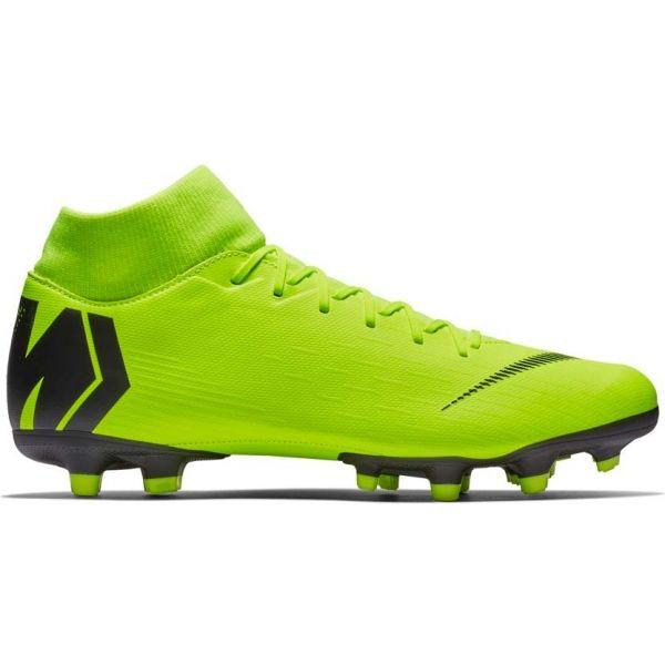 Nike SUPERFLY 6 ACADEMY MG žltá 12 - Pánske kopačky