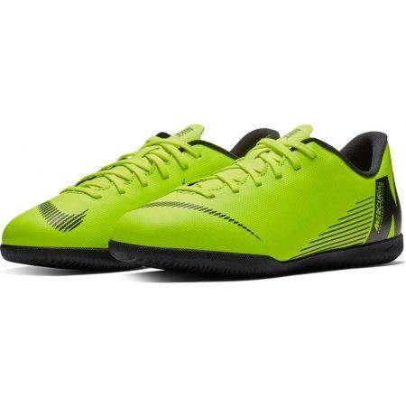 Pantofi sală copii - Nike JR MERCURIALX VAPOR 12 CLUB IC - 4