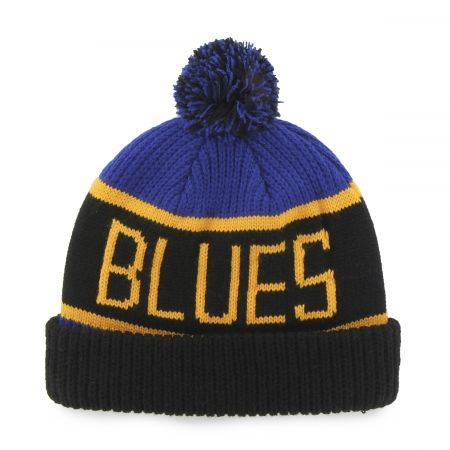 Wintermütze - 47 NHL ST LOUIS BLUES CALGARY CUFF KNIT - 2