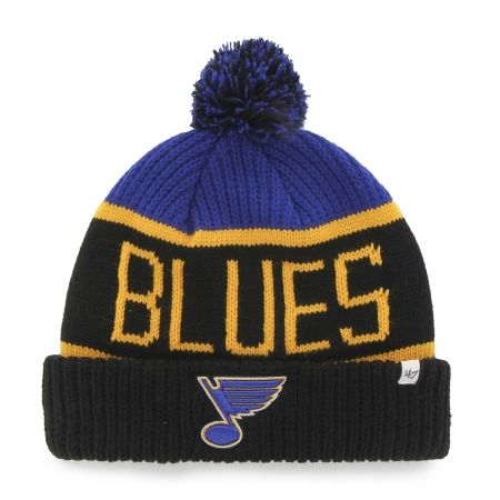 Wintermütze - 47 NHL ST LOUIS BLUES CALGARY CUFF KNIT - 1