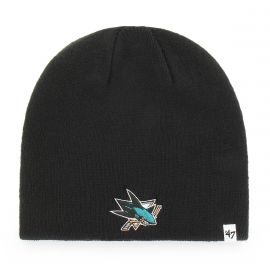 47 BKB NHL SAN JOSE SHARKS BEANIE - Зимна шапка