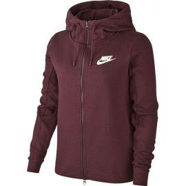 Nike NSW AV15 HOODIE FZ - Damen Hoodie mit Kapuze