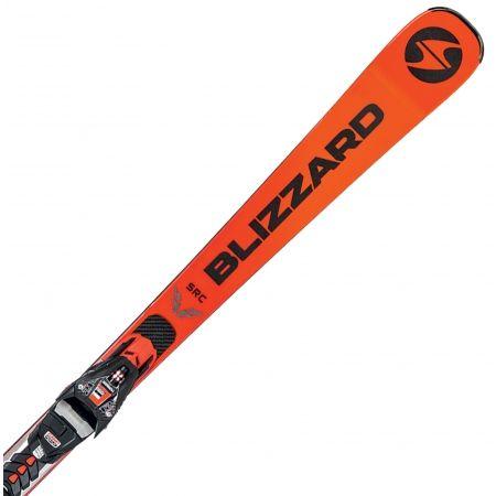Sjezdové lyže - Blizzard FIREBIRD SRC + XCELL12 DEMO - 2