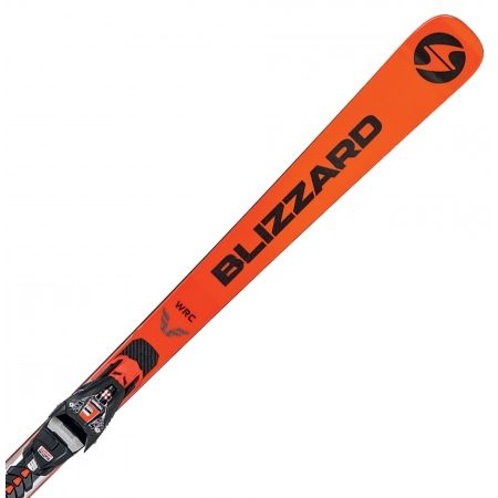 Sjezdové lyže - Blizzard FIREBIRD WRC + XCELL12 DEMO - 2
