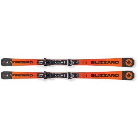 Sjezdové lyže - Blizzard FIREBIRD RACE TI + TPX12 DEMO - 3