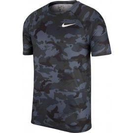 Nike DRY LEG TEE CAMO AOP - Men's T-shirt