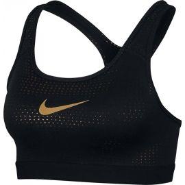 Nike CLASSIC MTLC DOT PRT BRA