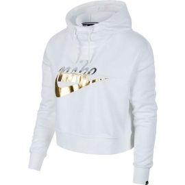 Nike NSW RALLY HOODIE METALLIC